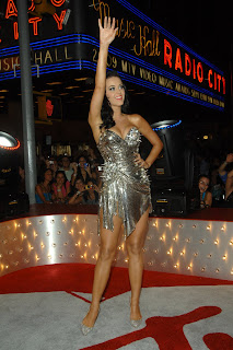 Katy Perry looked great at the VMAs