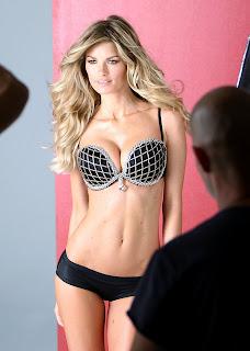 Marisa Miller in a sexy Bra