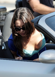 Mila Kunis is sexier than ever