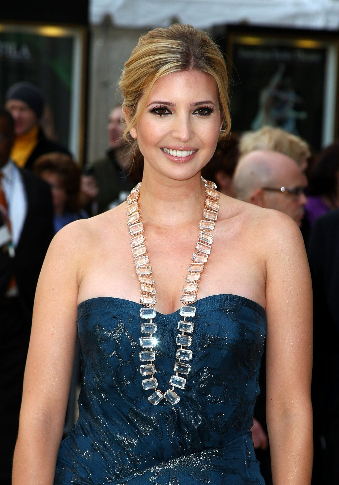Ivanka Marie Trump | an American Businesswoman, Socialite, Heiress, and Fashion Model