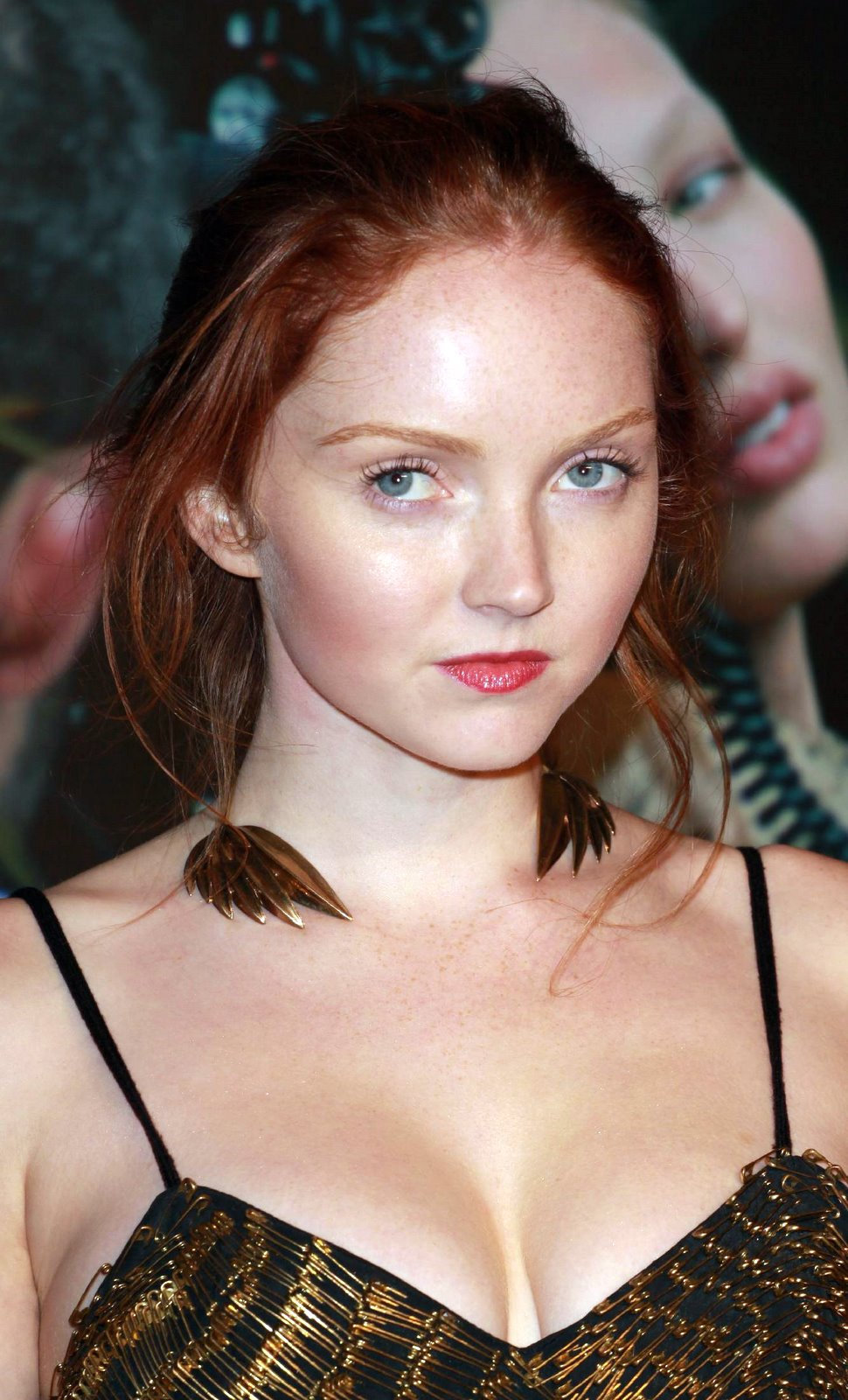 q u0026 39 s supermodels and celebrity photos  lily cole is very