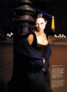 Tasha Tilberg in Elle