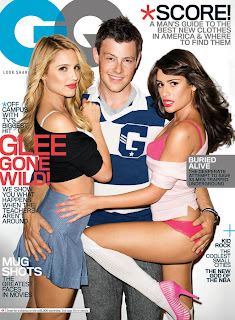 Dianna Agron and Lea Michele look great in GQ