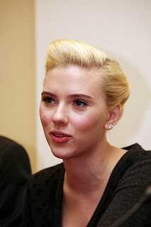 Scarlett Johansson Portraits