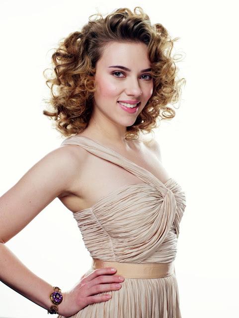 Scarlett Johansson InStyle Photoshoot