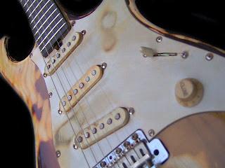 Molinelli Guitars Molicaster