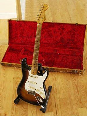 54-55 Vintage Stratocaster