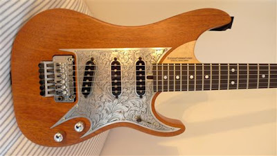 Nuno Bettencourt Washburn-Zemaitis Custom N5 Guitar