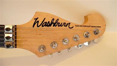 Nuno Washburn Headstock