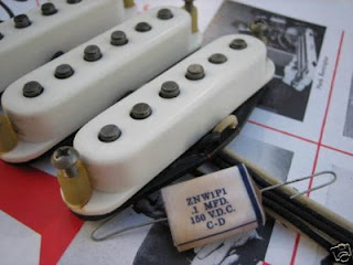 Slider's Vintage Classic 59's Pickups