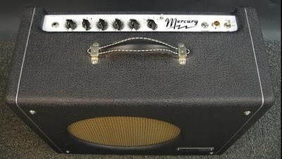 Used Carr Mercury Amp