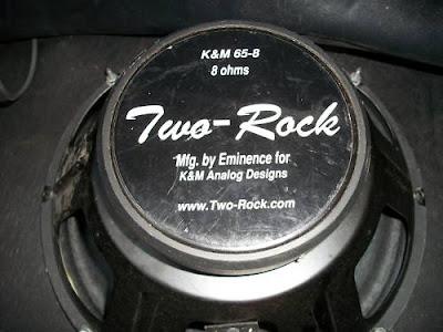 Two-Rock Speaker by Eminence