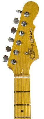 G&L Rustic Guitar Models