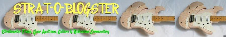 Stratocaster Guitar Culture | Stratoblogster