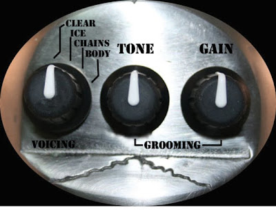 Tonebox Skull Crusher Control Panel