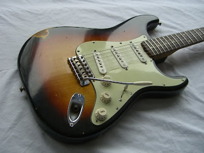 1959 Sunburst Stratocaster