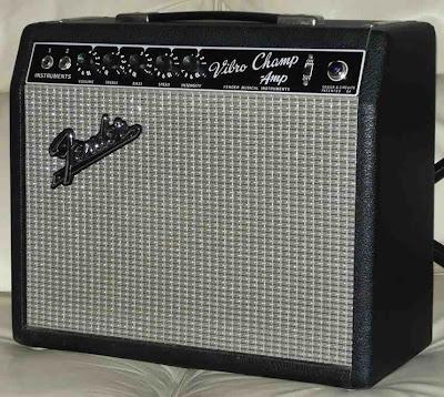 1965 Vintage Fender Vibro Champ
