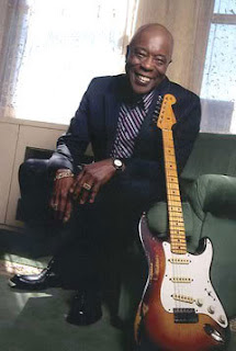 Buddy Guy's 58, 3 color burst, maple Stratocaster
