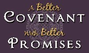 Journey 66 -- Walking the Bible Day by Day: &quot;Better Promises&quot;