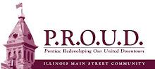 P.R.O.U.D. Website