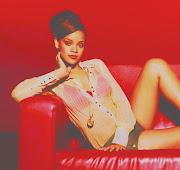 Rihanna en una candente sesión de fotos para la F.F.L. DISPLAYS