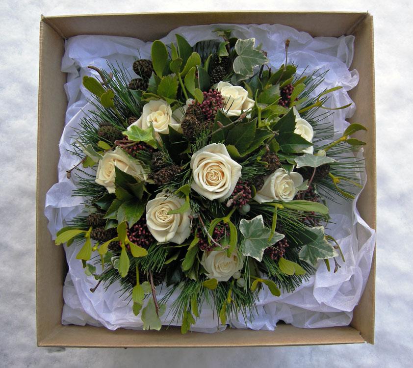 Christmas Wedding Flowers: Wedding Flowers Blog: December 2010