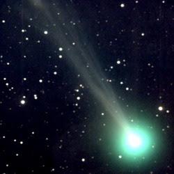 Artikel Sains: Video Hujan Meteor Lyrids April 2010