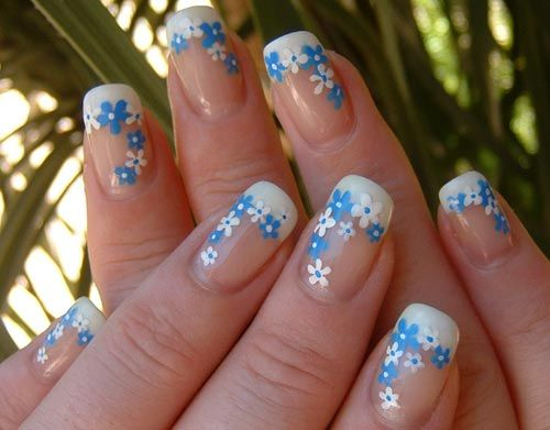Acrylic Nail Art Design Picture-2