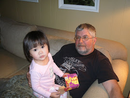 Lucy & Grandpa