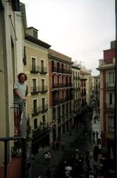 Gabriel Chame en Madrid