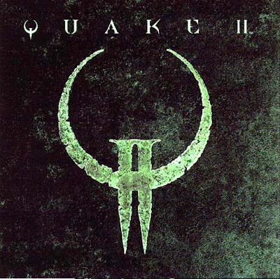 Imagens e o download de Quake 2 via torrent