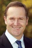 John Key, o novo primeiro ministro