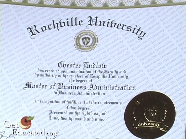 Online phd degree