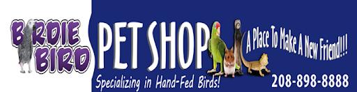 Birdie Bird Pet Shop