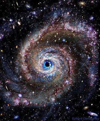 "Universe"" (c) Robert Donaghey"