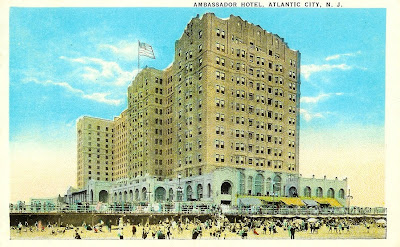 For Much Of The Twentieth Century Atlantic City S Hotels Dominated Skyline A Concrete Embodiment Resort As Fantasy World