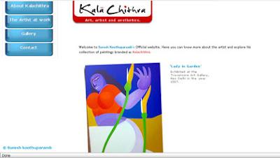 Kalchithra new layout