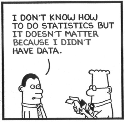 Qualitative Data Analysis Cartoon And the man said...: N...