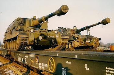 AS90 (All British Gun)