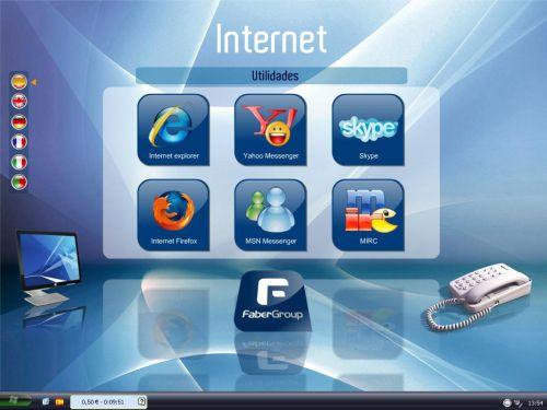 los servicio de internet: