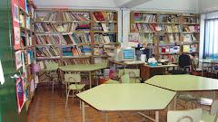¡Qué bien la pasamos en esta biblioteca!