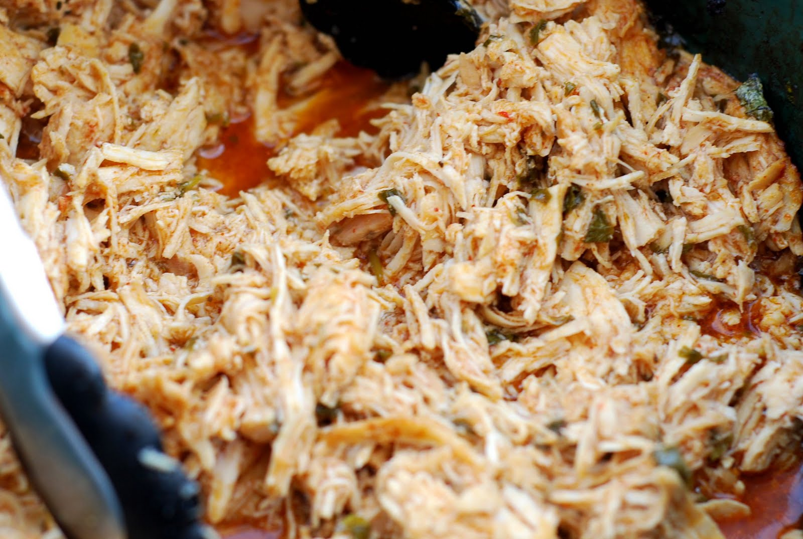 See Jane in the kitchen: Crock Pot Mexican Chicken