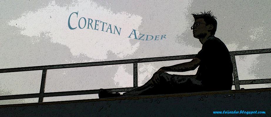 Coretan Azder