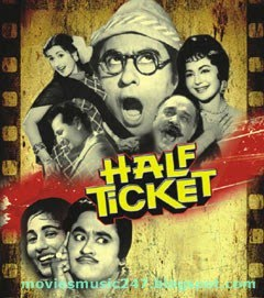 Half ticket (1962) hindi movie online