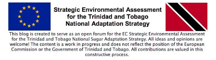 Strategic Environmental Assessment for T&T National Adaptation Strategy