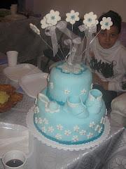 Primul meu tort de botez