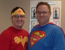 Wonder Lad and Super Boy