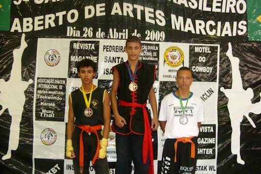 LUCAS SETIBA 2°LUGAR NO BRASILEIRO DE 2009