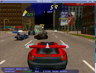 FYI, if you can find a copy of carmageddon, either online or in the