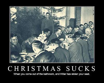 Tråden for bøsne bilder og fantastiske filmklipp Hitler+Christmas